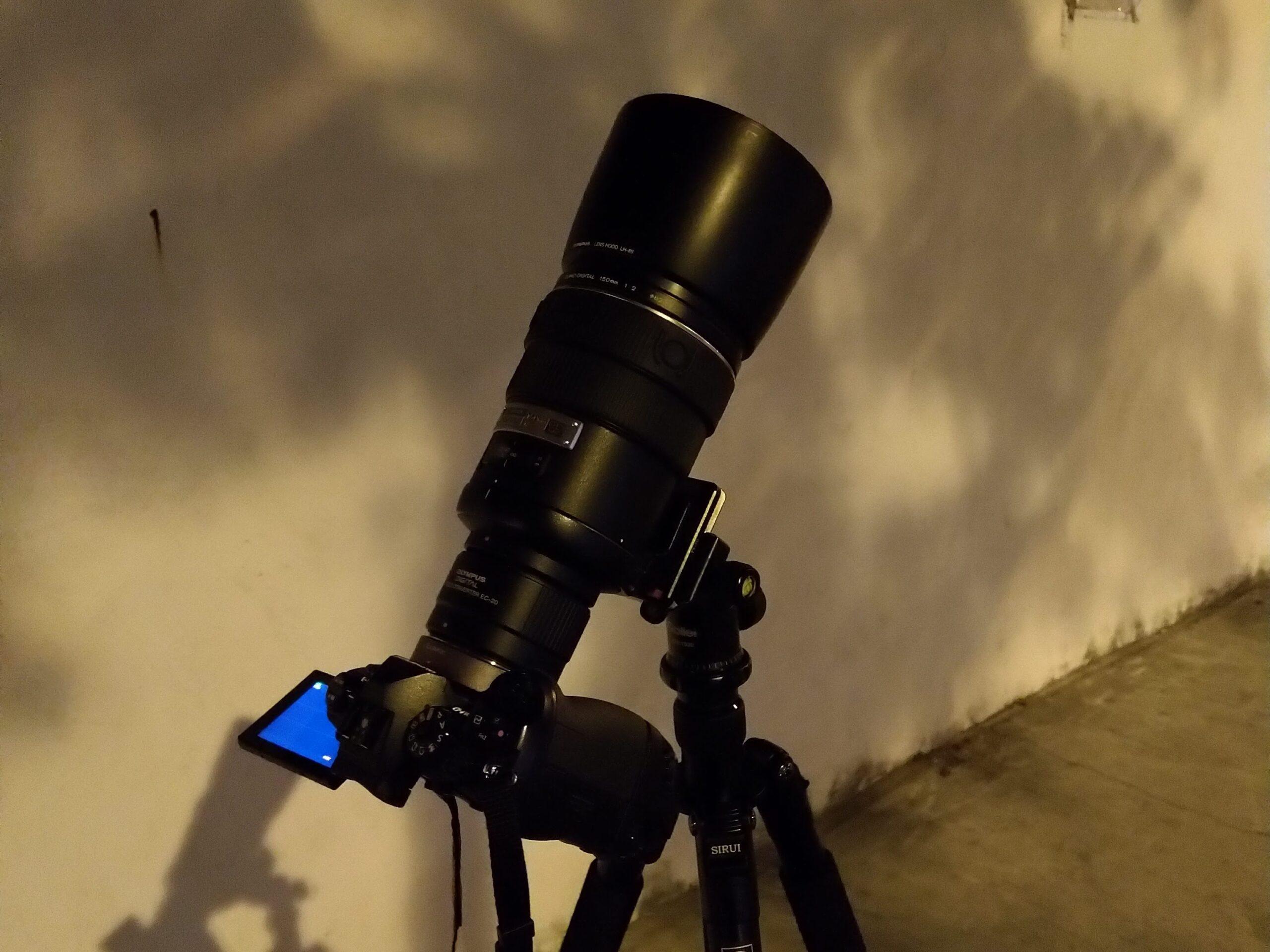 E-M1 II + ZD150 街邊攝影